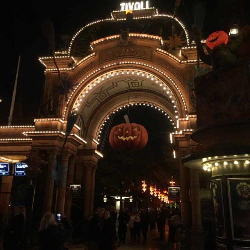Tivoli Var Halloweensmyckat