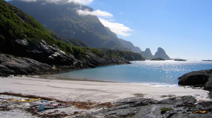 Erfarenhetsutbyte: Paddling Vid Helgelandskusten