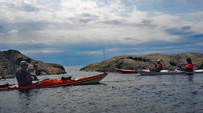 Paddelteknik I Skärhamn