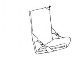 illustration thermarest-stol
